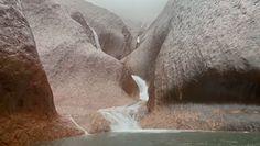 Australia. Niezwykły pokaz matki natury w Uluru-Kata Tjuta