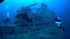 Odzyskali 500 kg nylonowych sieci rybackich. Wrak HMS Perseus posprzątany