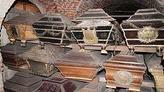 Zapomniane katakumby. Od lat krakowscy turyści do nich nie zaglądali