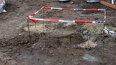 Wola Krzysztoporska. Odkrycie archeologiczne. Remontowali park, wykopali skarby