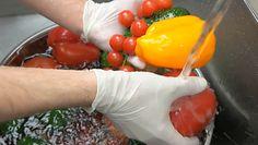 Sposoby mycia owoców i warzyw