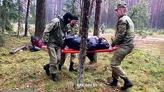 Sytuacja na granicy z Białorusią. Anna Komorowska była na miejscu