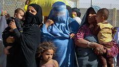 """Dramat przy południowej granicy Afganistanu. """"Mrożące krew w żyłach zdjęcia"""""""