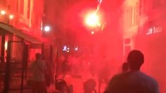 Skandaliczne zachowanie albańskich kiboli podczas meczu z Polską. W przeszłości już widzieliśmy takie obrazki