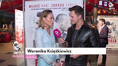 """Weronika Książkiewicz: """"Można wyjść z osiedla, ale osiedle z ciebie nigdy nie wyjedzie"""""""