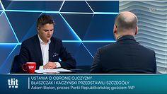 Kaczyński przysypiał na konferencji? Adam Bielan odpowiada na złośliwy wpis