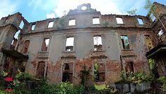 W poszukiwaniu Bursztynowej Komnaty. Oto co odkryli w ruinach zabytkowego pałacu