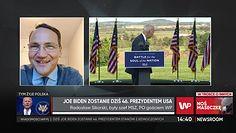 Joe Biden dogada się z Andrzejem Dudą? Sikorski: będzie miał pod górkę