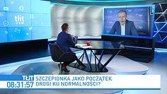 """Szczepionka na COVID. Były minister zdrowia o Mateuszu Morawieckim. """"Żenujący obrazek"""""""