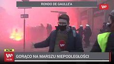 """Marsz Niepodległości. Zamieszki w Warszawie. """"Regularna bitwa"""""""