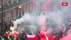 Zamieszki podczas Marszu Niepodległości w Warszawie. Zobacz, co się działo