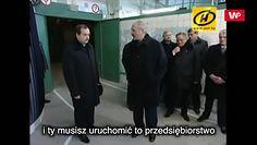 Putin i Łukaszenka besztają urzędników. Styl rządzenia na Wschodzie