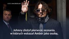 Johnny Depp i Amber Heard walczą w sądzie