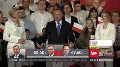 Wybory prezydenckie 2020. Wieczór wyborczy
