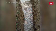 Odkrycie pod winnicą. Była ukryta przez ponad 1700 lat