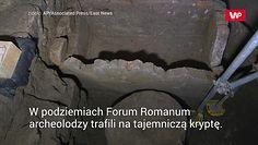 Grób Romulusa. Sensacyjne odkrycie w Rzymie
