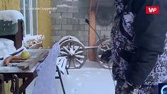 Syberyjska zima. Temperatura robi wrażenie