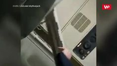 Awaryjne lądowanie. Chwile grozy na pokładzie Boeinga