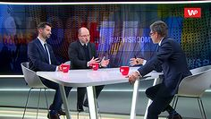 #Newsroom - Joanna Mucha, Krzysztof Śmiszek, Adam Bielan, Joanna Miziołek i Robert Feluś