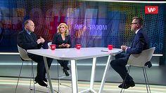 #Newsroom - Bogdan Zdrojewski, Tadeusz Cymański, Agnieszka Gozdyra i ks. Kazimierz Sowa