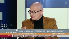#Newsroom - Radosław Fogiel, Michał Kamiński, Ryszard Schnepf, Joanna Miziołek i Michał Wróblewski
