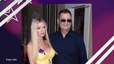 #gwiazdy: Roxy Gąska i Jacek Rozenek. Aktor traktuje ten związek bardzo poważnie