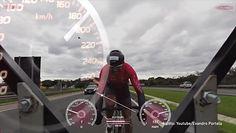 #dziejesiewsporcie: Szalona jazda kolarza. Pobił rekord Guinessa