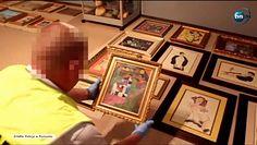 """Ukradli ponad 80 dzieł sztuki. Byli pewni, że pochodzą z """"kolekcji Goebbelsa"""""""