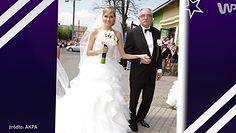 #gwiazdy: Tak wyglądał pierwszy ślub Popielewicz