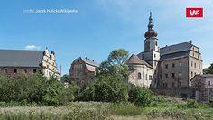 Chcą całkowicie zmienić teren wokół  XVII-wiecznego zabytkowego pałacu