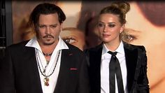 Amber Heard złożyła pozew rozwodowy