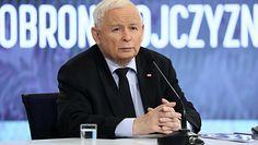 Konferencja prasowa Jarosława Kaczyńskiego i Marcina Ociepy