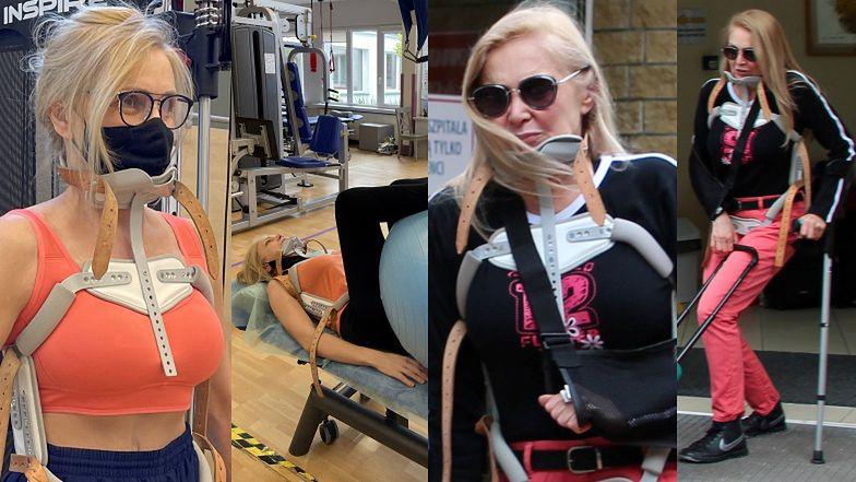 Sylwia Wysocka walczy o powrót do zdrowia po BRUTALNYM ...