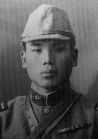 Kapitan Sakae Oba - 17 miesięcy na Saipanie