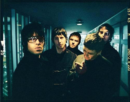 Oasis fot. Sony BMG Oasis fot. Sony BMG