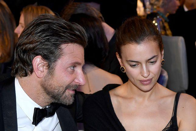 Irina Shayk i Bradley Cooper mają problemy