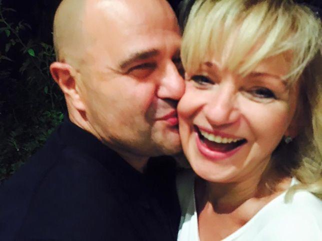 Cezary Żak i Katarzyna Żak