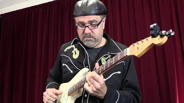 Greg Koch, amerykański wirtuoz gitary, zagra 1 maja we Wrocławiu!