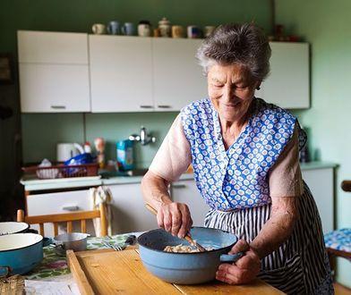 Babcine porady na mięso, jajka i ciasto