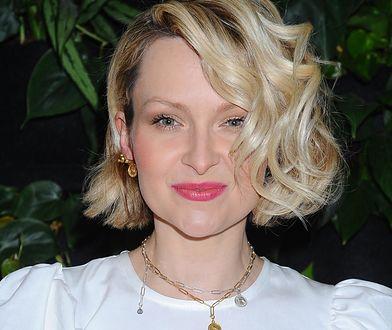 Marieta Żukowska w białej sukience na lato