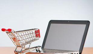 Przedślubne zakupy w Internecie