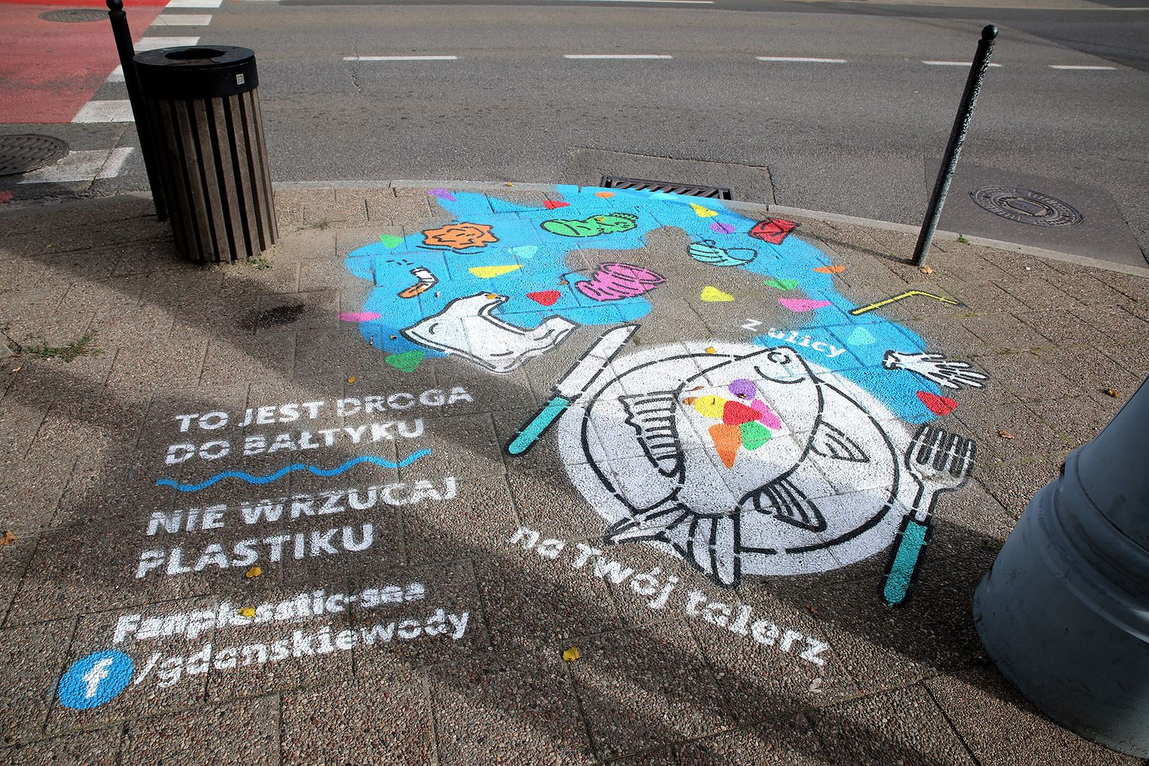 Gdańsk włącza się do walki z plastikiem w Bałtyku