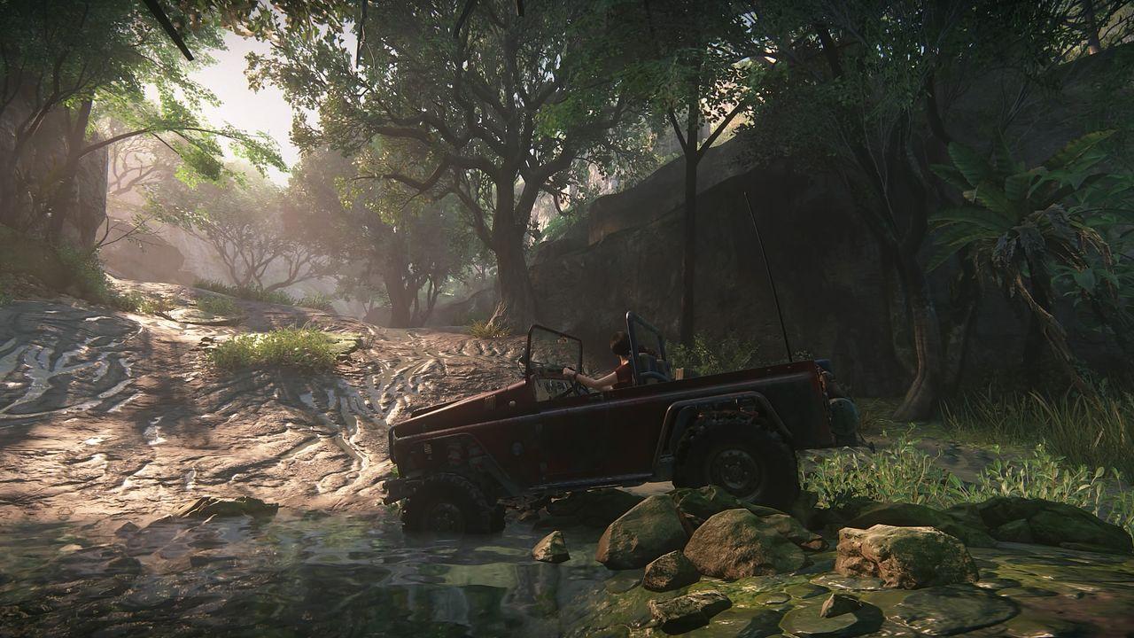 """Uncharted: Zaginione Dziedzictwo - sprawdzamy jak duży jest ten """"największy w historii serii teren do swobodnej eksploracji"""" [wideo]"""