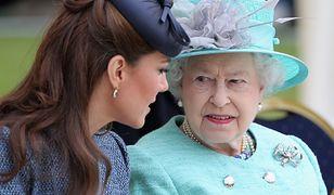 Chłodne relacje między Elżbietą II i Kate. Za co królowa krytykuje księżną Cambridge?