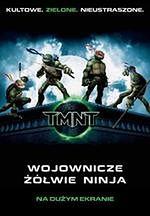 """""""Wojownicze żółwie ninja"""" dla Davida Greena"""