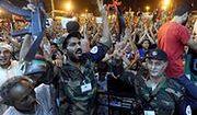 Ceny ropy powinny spaść, jeśli Kadafi zostanie obalony
