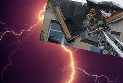 Potężne i groźne burze nad Polską. Wydano alert RCB