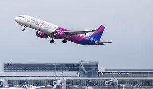 Wizz Air odwołuje loty do Włoch