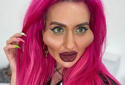 Ukraińska modelka wciąż poprawia urodę. Jej metamorfoza szokuje
