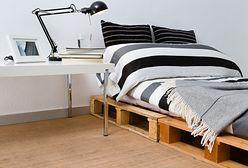Łóżko z palet – jak je zrobić i w jakich aranżacjach wykorzystać?